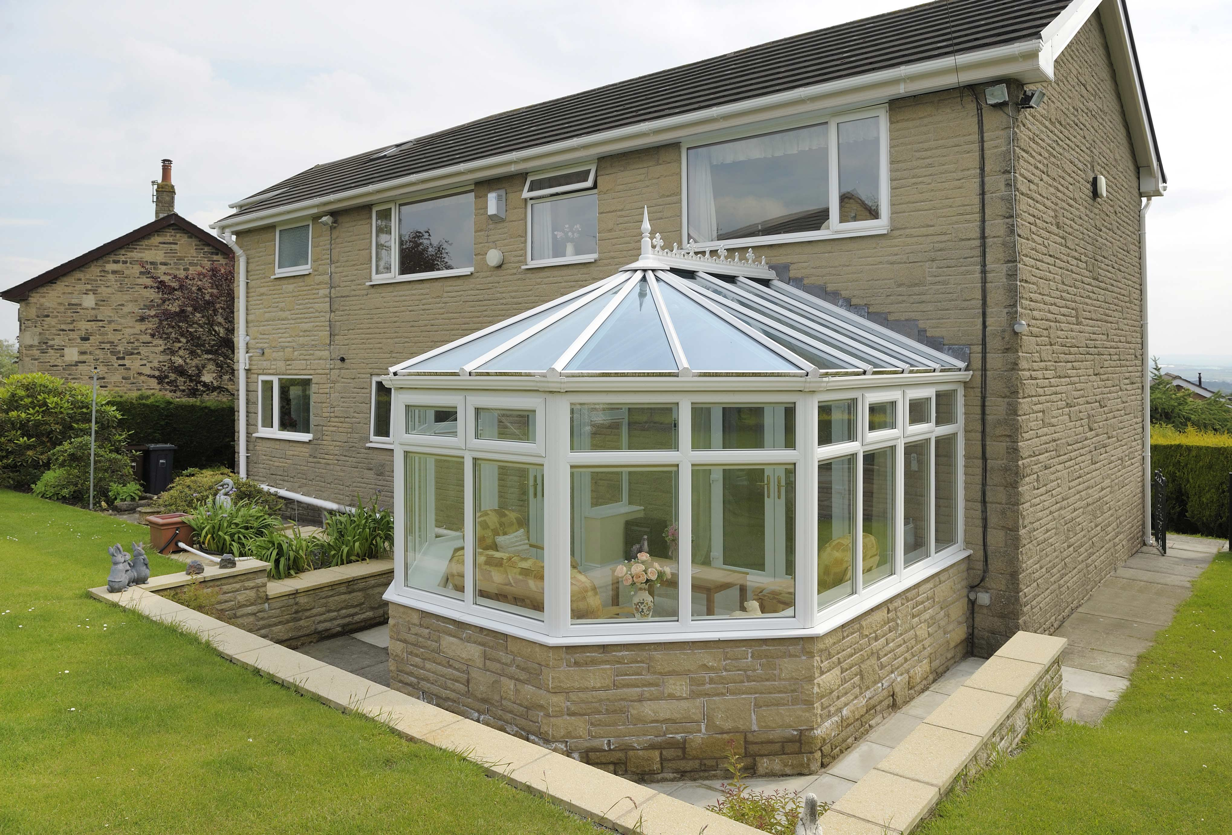 Glass Extensions, Surrey
