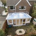 replacement glass conservatory roof