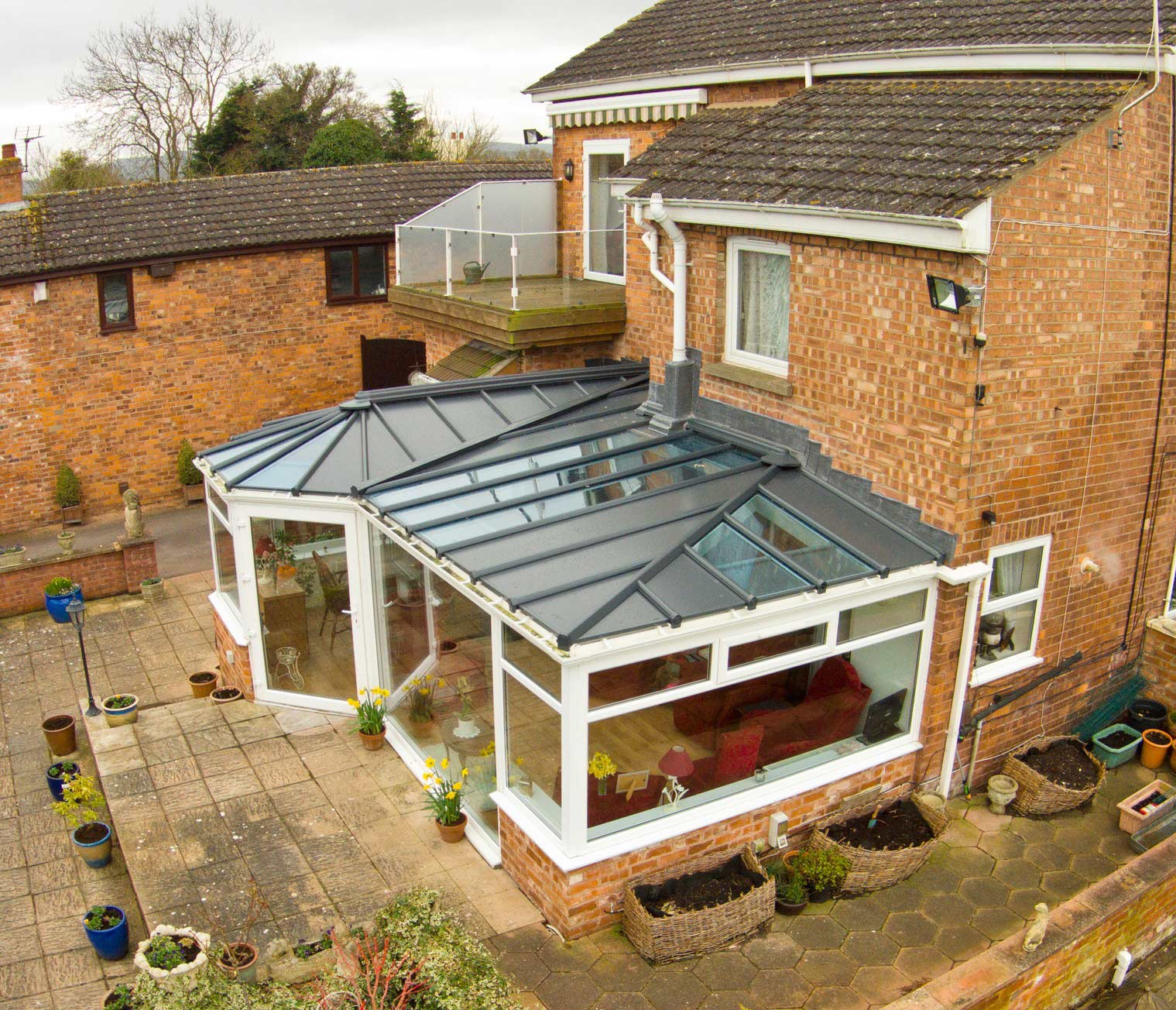 planning permission Conservatory Roof, Surrey