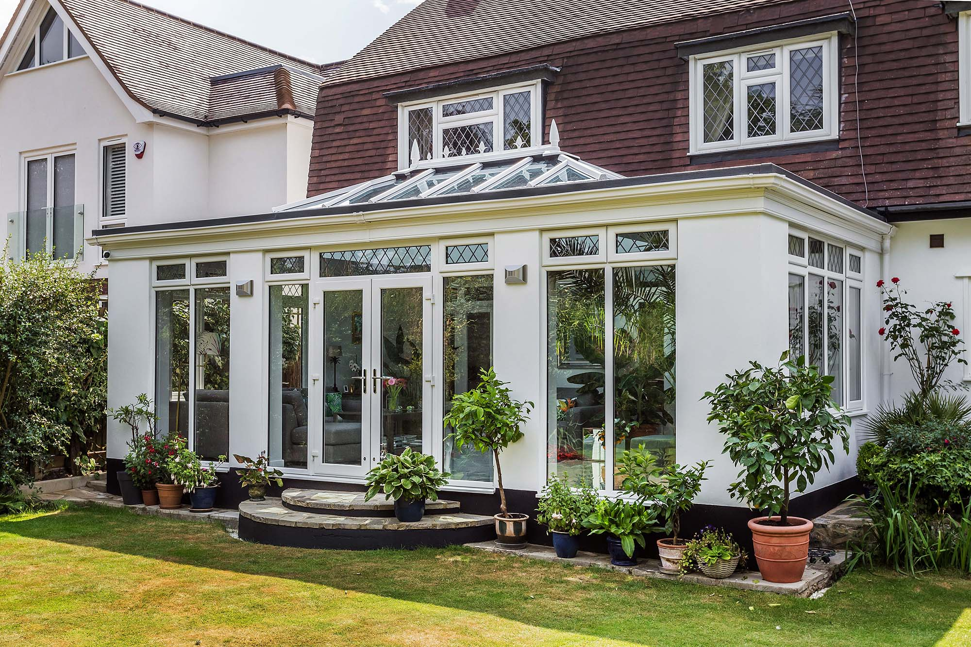 Contemporary Orangery Croydon