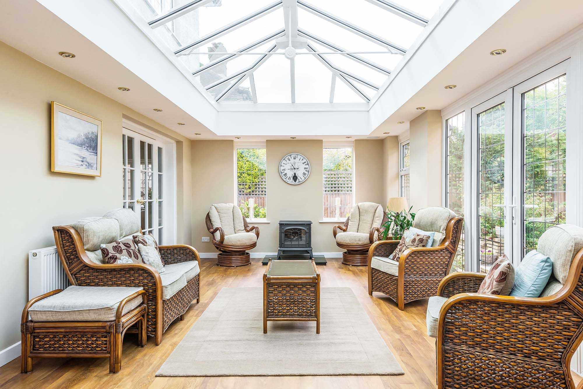 Roof Lantern Design Croydon