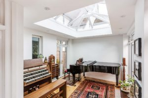 conservatory roofs sutton