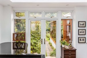 Orangery extension in Epsom