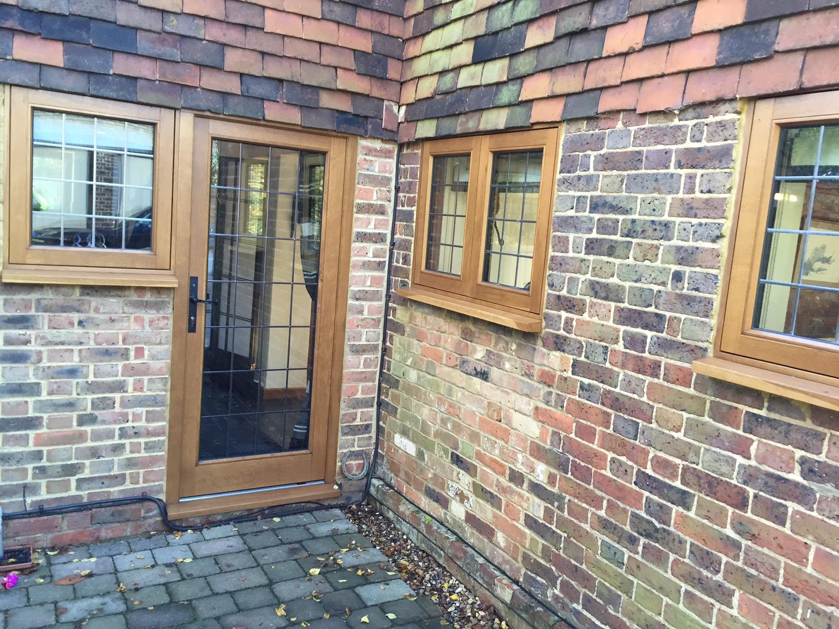 Timber WIndows Sutton