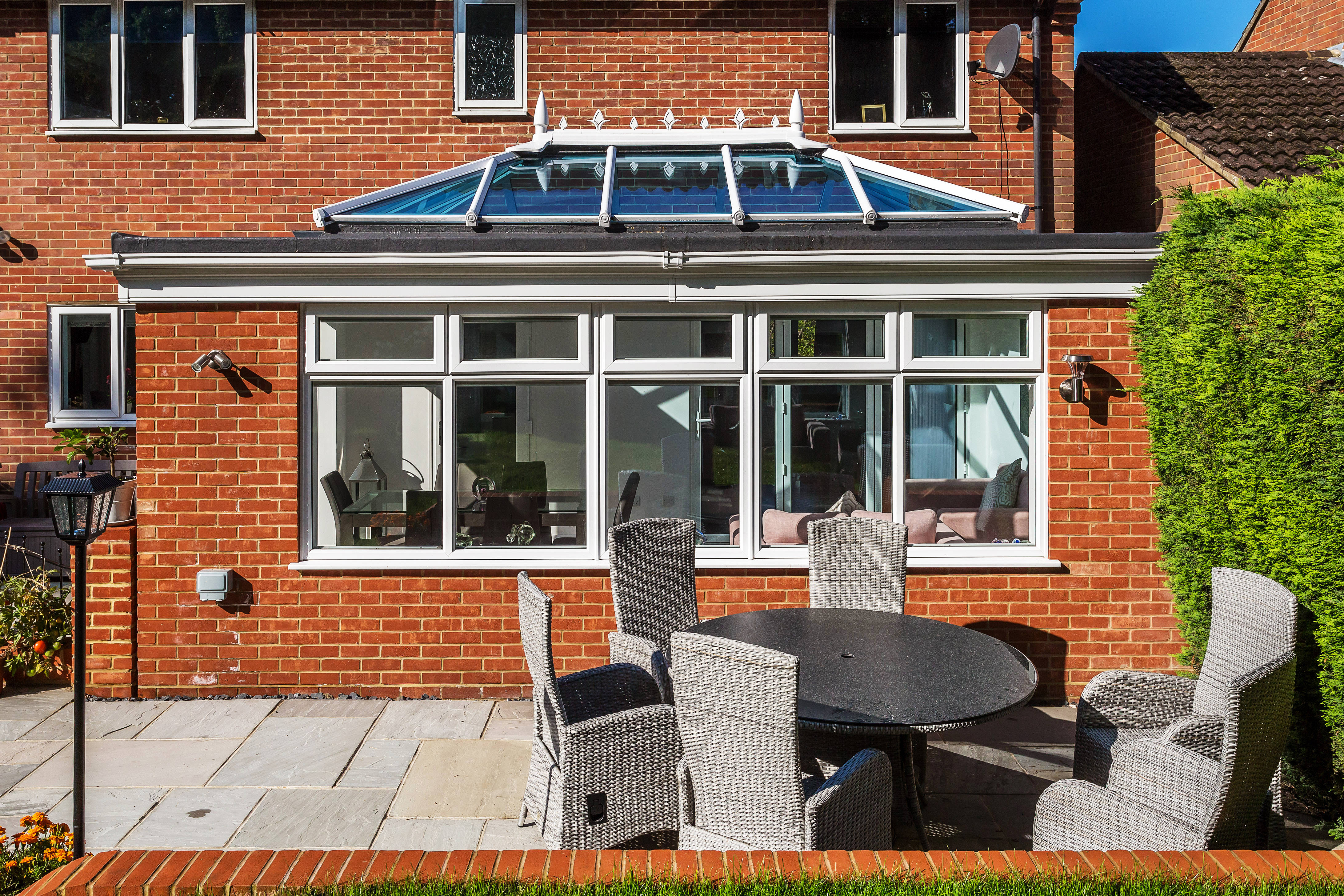 Orangery Extension Purley