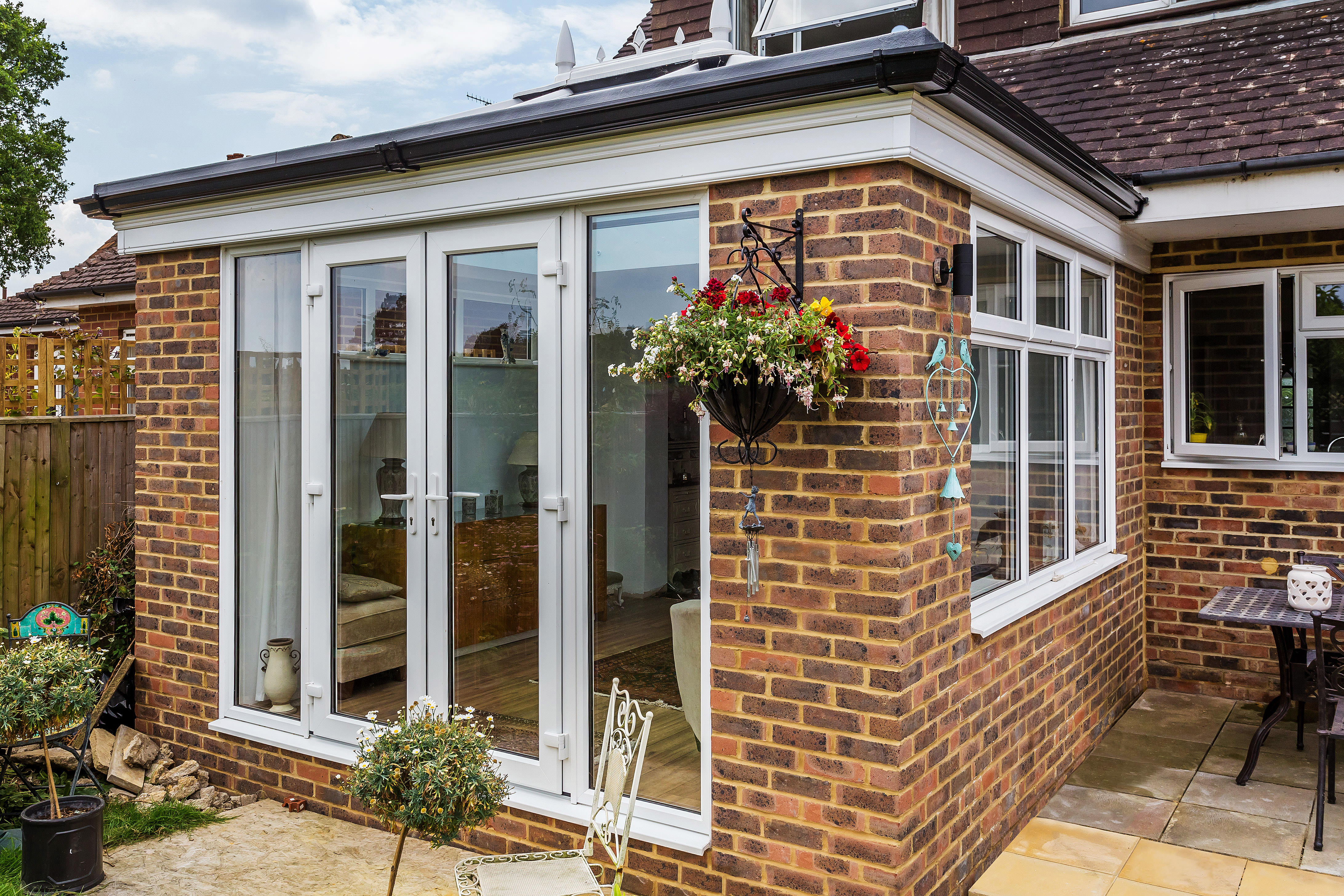 Orangery Extension In Brockham Orangeries Designs Orangery Prices
