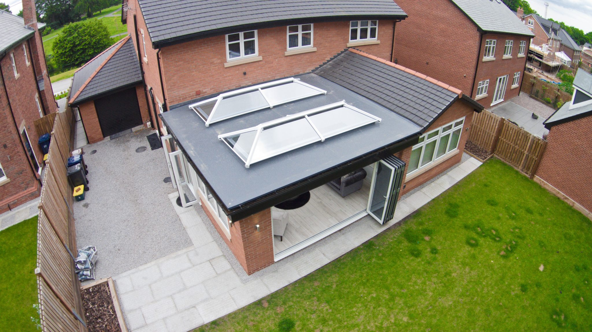 tiled conservatory roof sutton cost
