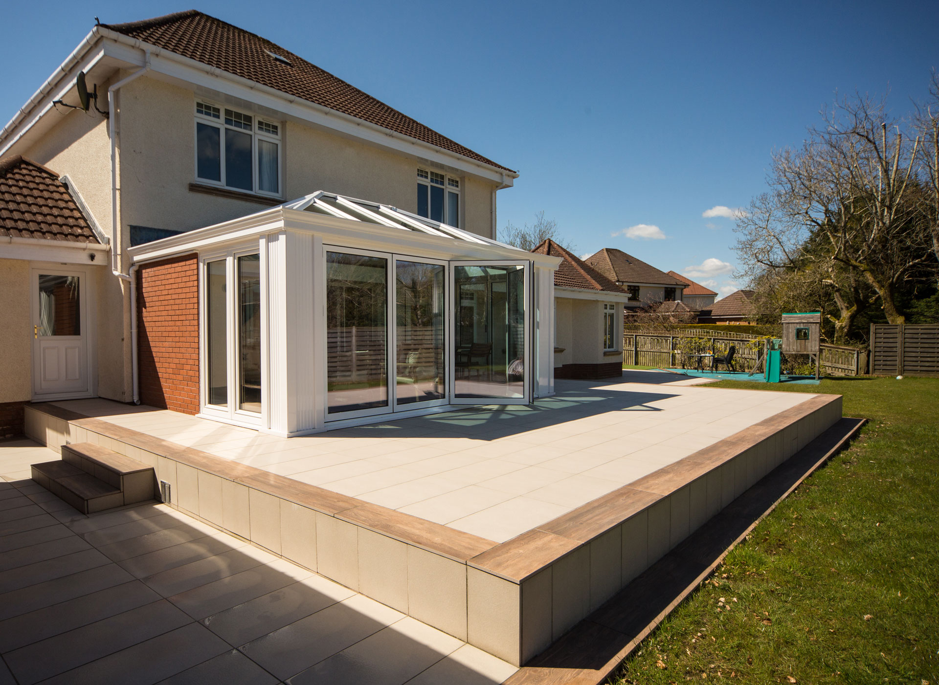 contemporary orangery styles