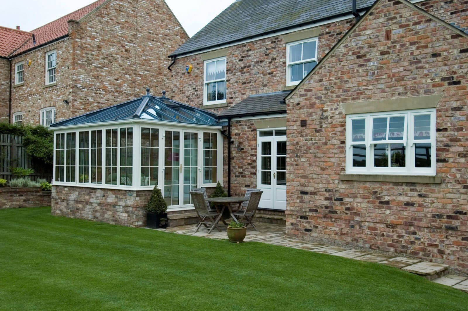 contemporary orangery prices