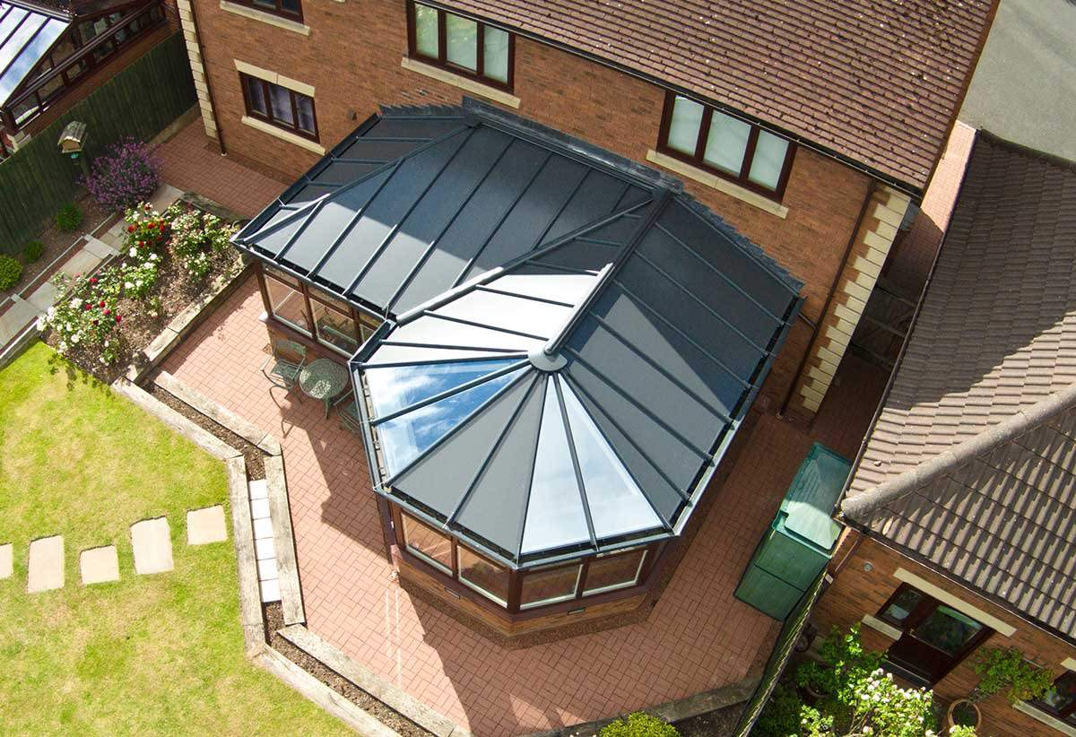 Solid Conservatory Roofs Epsom