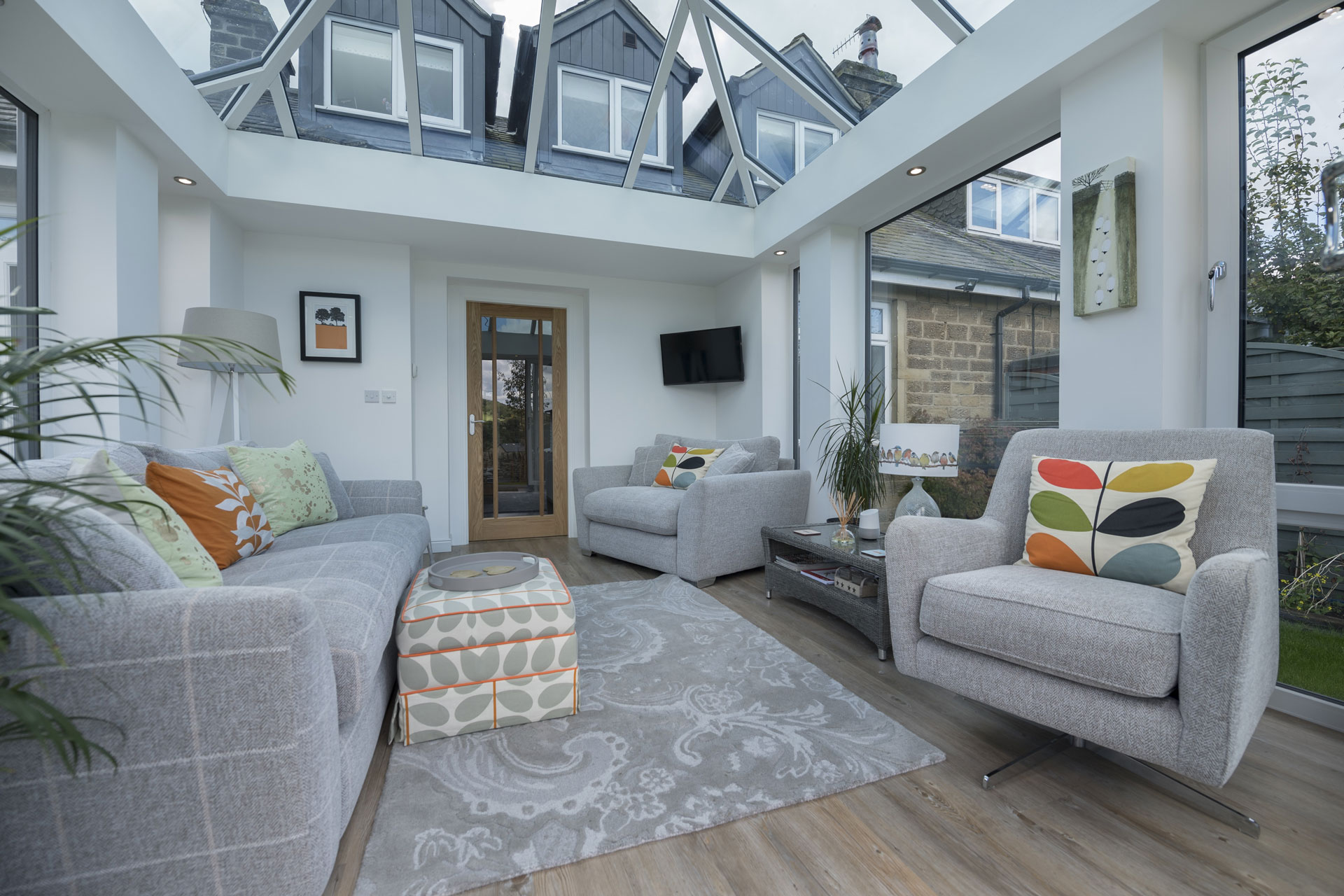 glass extensions price sutton